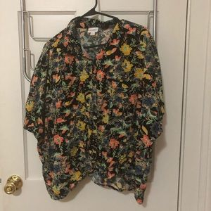 LLR Amy button-up